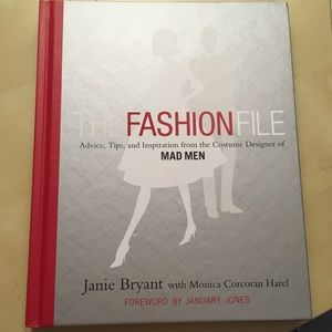 The Fashion File Mad Men designer advice book